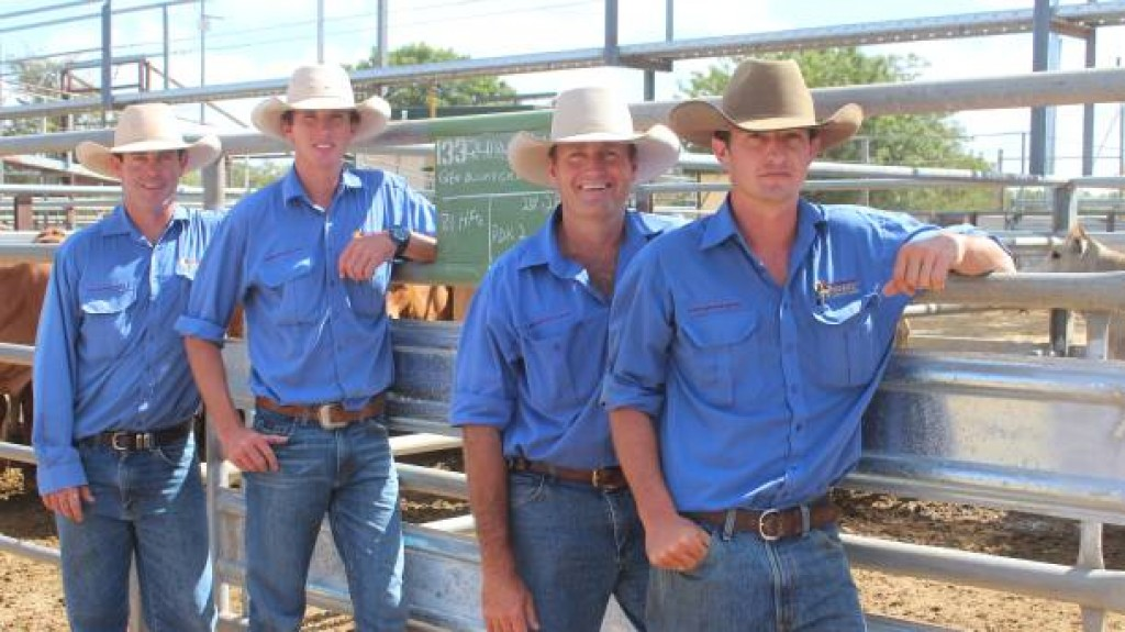 Charters Towers Report