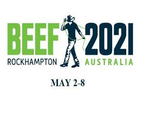 Beef Australia 2021.....